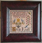 Abby Rose Designs - Speak Kindly