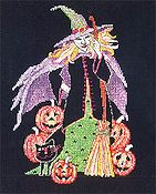 Bobbie G Designs - Fiona The Witch