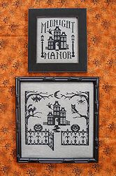 Waxing Moon Designs - One Color Wonders - Midnight Manor MAIN