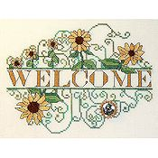 MarNic Designs - Sunflower Welcome THUMBNAIL