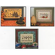 The Stitching Parlor - Celebrate! October, November and December THUMBNAIL