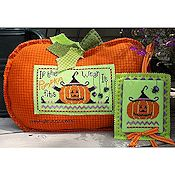 CherryWood Design Studios - If The Pumpkin Fits THUMBNAIL