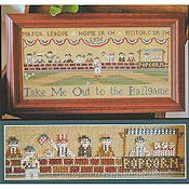 Little House Needleworks - Take Me Out to the Ballgame