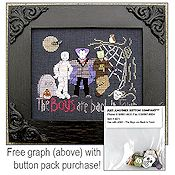 Just Another Button Company - The Boys Are Back In Town Chart w/ Buttons THUMBNAIL