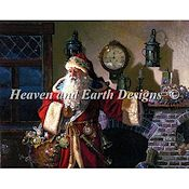 Heaven and Earth Designs - Father Christmas