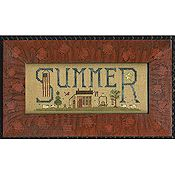 Homespun Elegance - Country Spirits Collection - Scenes Of Summer_THUMBNAIL