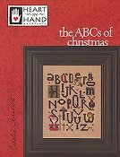 Heart In Hand Needleart - The ABC's of Christmas