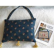 Impie, Hattie & Bea - Little House Needleworks - Liberty Belles Pillow