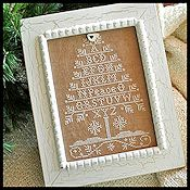 Little House Needleworks - Peace Tree THUMBNAIL