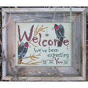 Designs By Lisa - A Vultures' Welcome