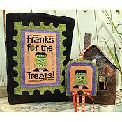 CherryWood Design Studios - Franks for the Treats