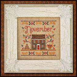 country cottage needleworks cottage of the month november rh store stoneycreek com country cottage needleworks cross stitch patterns country cottage cross stitch kits