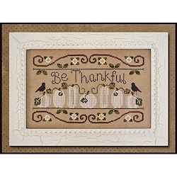 Country Cottage Needleworks - Be Thankful MAIN