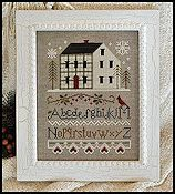 Little House Needleworks - Winter Plaid THUMBNAIL