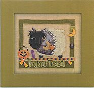 Just Another Button Company - Trick or Treat With Ewe THUMBNAIL