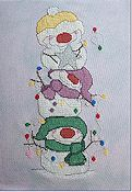 Carolyn Manning Designs - Flakey Friends - All Tangled Up_THUMBNAIL