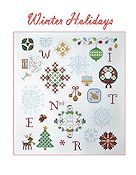 Glitter Gulch Needlework - Winter Holidays