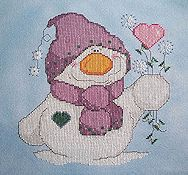 Carolyn Manning Designs - Snowballz - Herbert Heartfelt