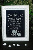Poppy Kreations - O Holy Night II