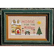 Pickle Barrel Designs - Home for the Holidays