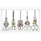 Vickery Collection - Decorative Scissors - Sold Out/Discontinued
