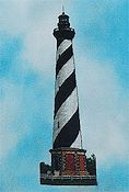 The Silver Lining - Cape Hatteras Lighthouse