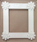 "Family Tree Frame Frame Company - Merry 6"" x 7"" Fleamarket Icing"