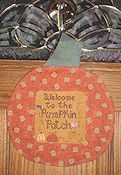Faithwurks Designs - Welcome To The Pumpkin Patch