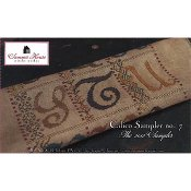 Summer House Stitche Workes - Calico Sampler #7 THUMBNAIL