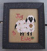 Katidid Designs - Joy To Ewe