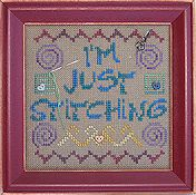 Katidid Designs - Just Stitching THUMBNAIL
