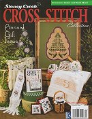 cover of stoney creek cross stitch collection magazine december 2010 issue