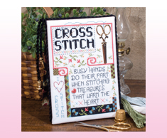 Cross Stitch Stand Up