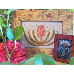 By The Bay Needleart - Funky Flower Sisters - Andrea & Heather_THUMBNAIL