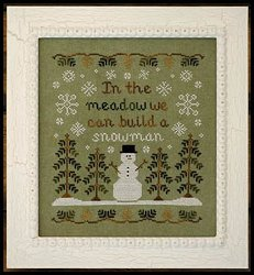 Country Cottage Needleworks - In the Meadow MAIN