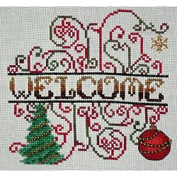 MarNic Designs - Christmas Welcome