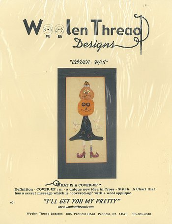 Woolen Thread Designs - I'll Get you my Pretty
