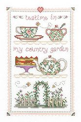 Imaginating - Country Teatime Sampler 2796 MAIN