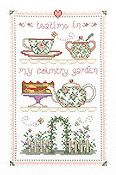 Imaginating - Country Teatime Sampler 2796 THUMBNAIL