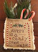 Homespun Elegance - Merry Noel Collection - Candy Cane Cutie