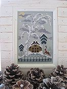 By The Bay Needleart - White Birch Winter