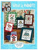 Sue Hillis Designs - What A Hoot!