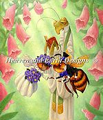Heaven and Earth Designs - Fiddle De Dee THUMBNAIL