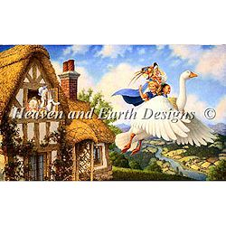 Heaven and Earth Designs - Old Mother Goose MAIN