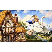 Heaven and Earth Designs - Old Mother Goose THUMBNAIL