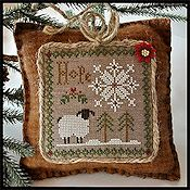 Little House Needleworks - Little Sheep Virtue #1 Hope THUMBNAIL