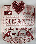 Misty Hill Studio - One Loving Heart THUMBNAIL
