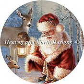 Heaven and Earth Designs - Abundance of Joy Ornament THUMBNAIL