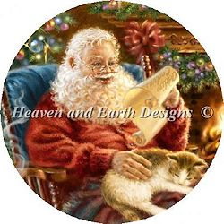 Heaven and Earth Designs - Christmas Dreams Ornament MAIN