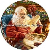 Heaven and Earth Designs - Christmas Dreams Ornament THUMBNAIL